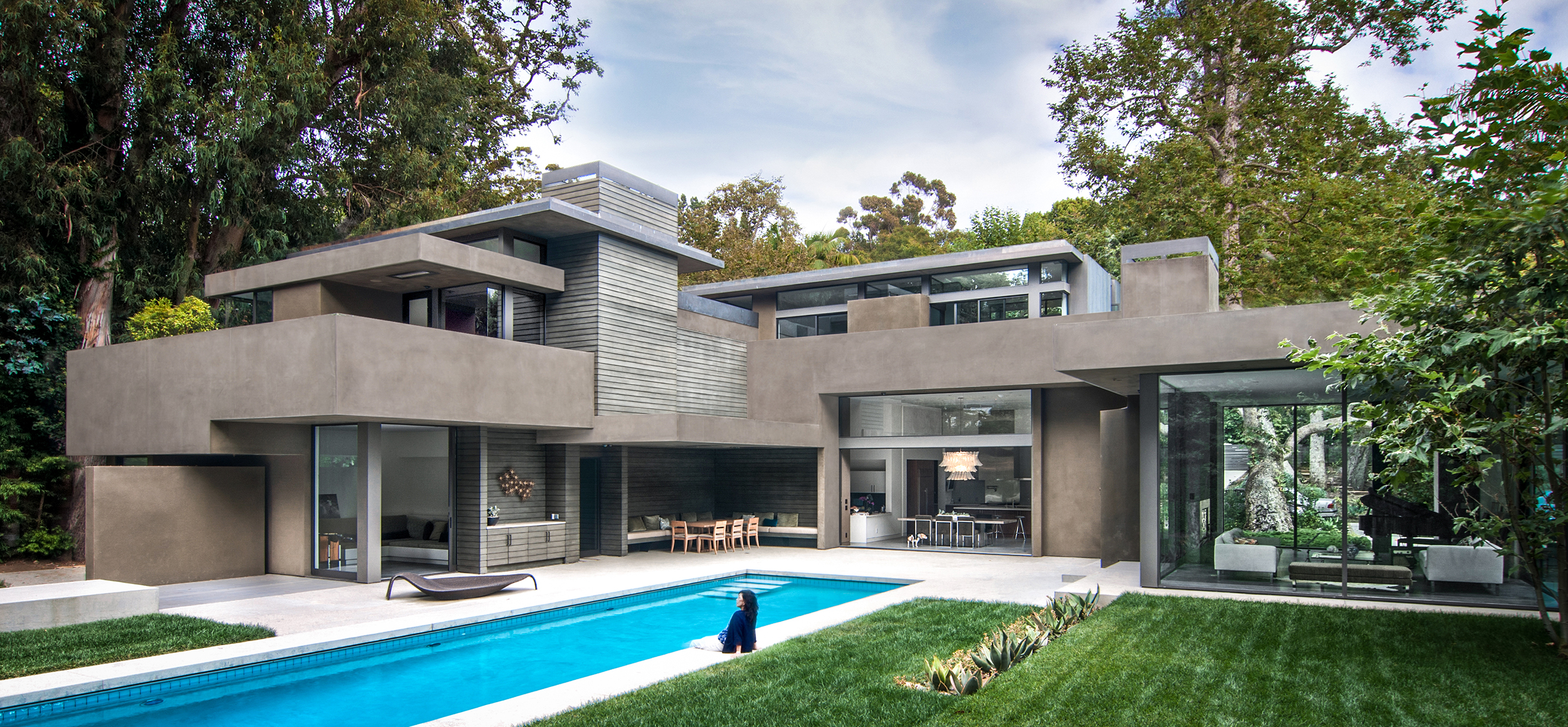 Annie Chu presents the Rustic Canyon House for AIA Los Angeles