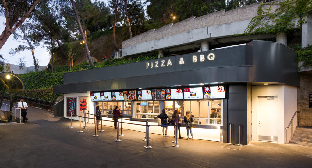 Hollywood Bowl Concessions