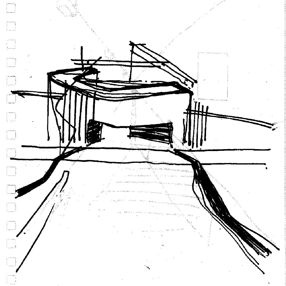 Subterranea Sketches 21-23