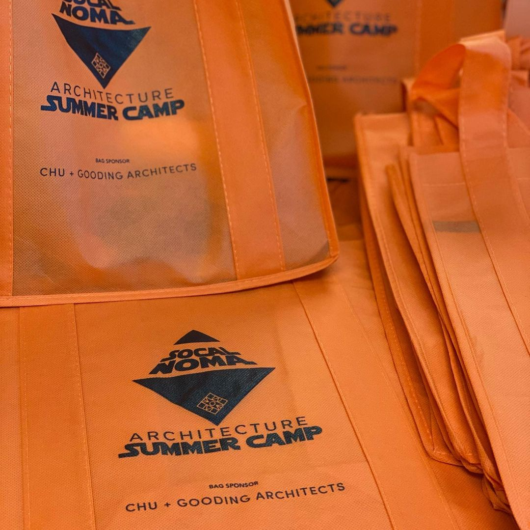 Chu–Gooding supports SoCal NOMA Architecture Summer Camp
