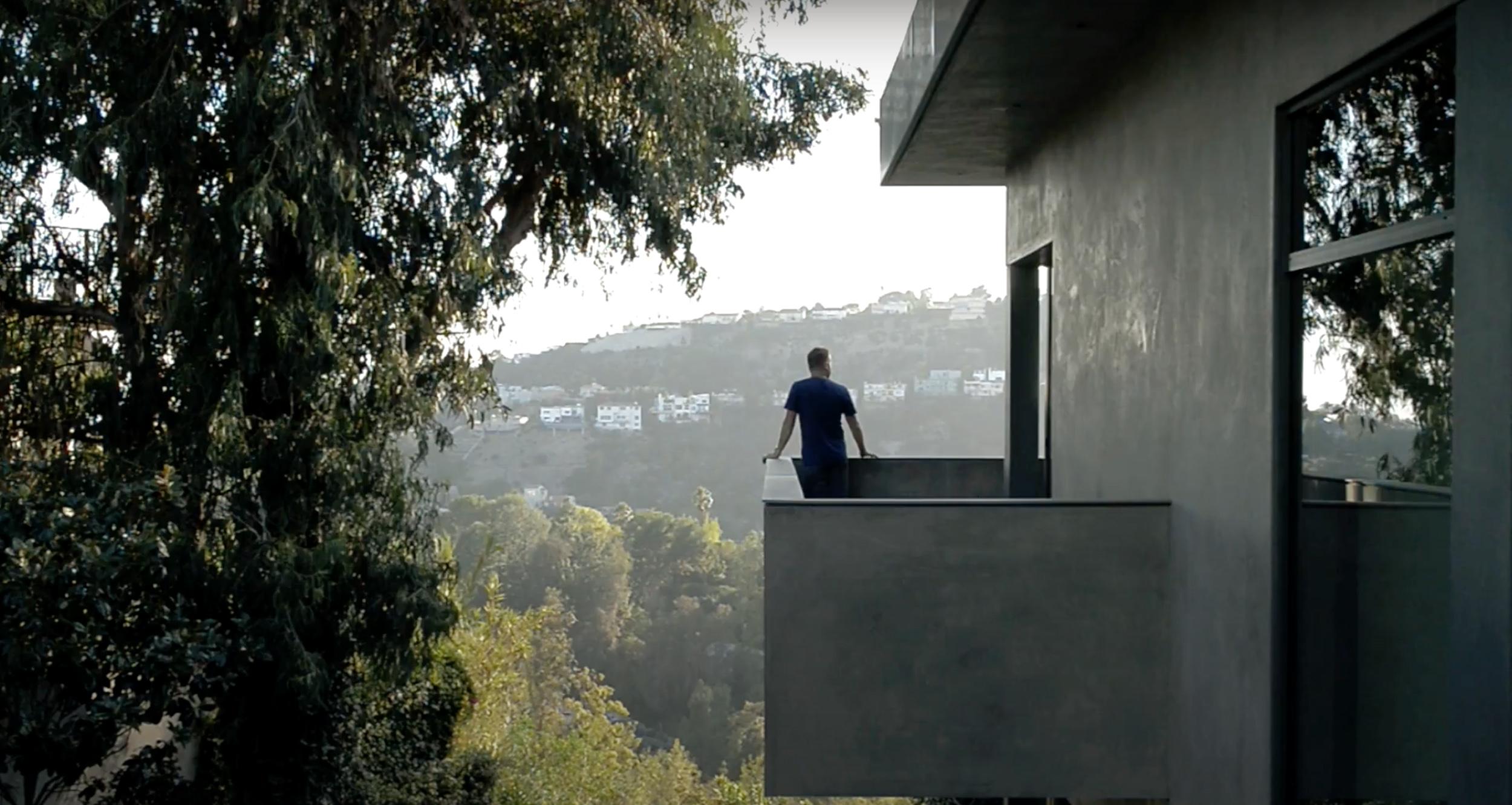 Hollywood Hills House on Film